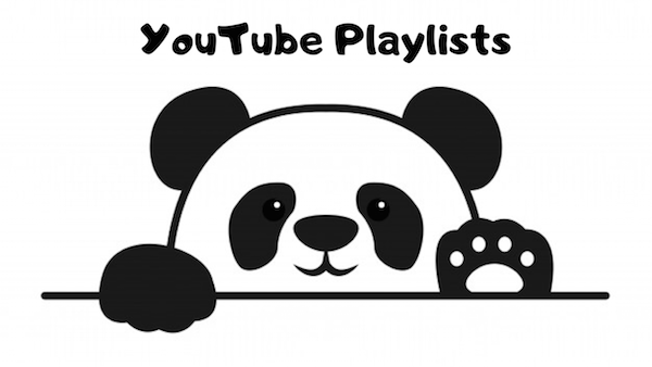 Highland Park Pandas: YouTube Playlists