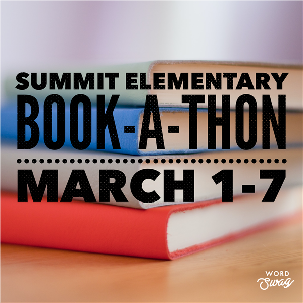 Summit Book-a-Thon