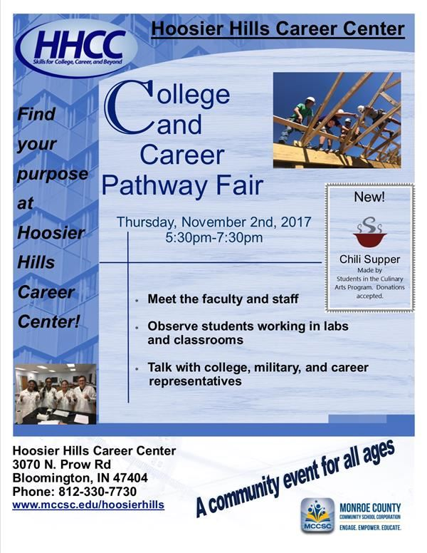 College and Career Pathway Fair