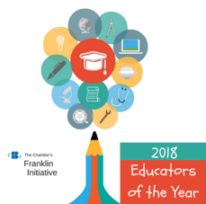 Franklin Initiative Announces 2018 Educator of the Year Awards