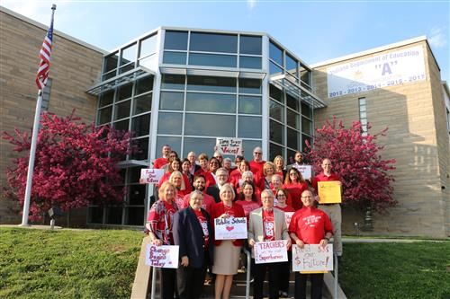 MCCSC Red for Ed