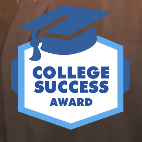 North and South Recognized as College Success Award Winners