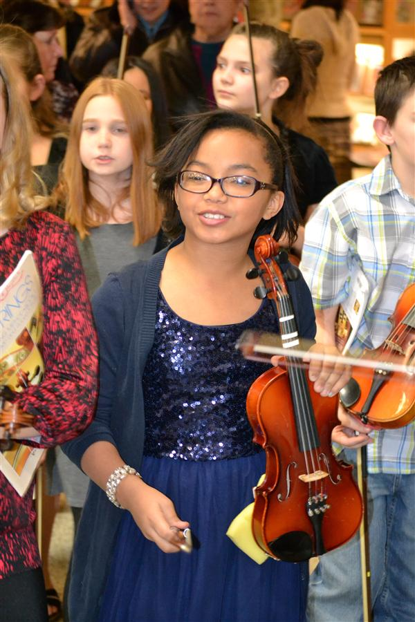 28th Annual MCCSC Strings Spectacular