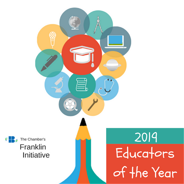 2019 Franklin Initiative Educator of the Year