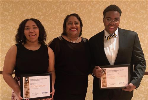2019 Outstanding Black Leaders of Tomorrow