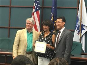 MCCSC Receives Awards from City of Bloomington Commission on Hispanic and Latino Affairs