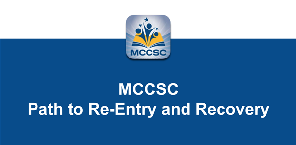 MCCSC ReEntry and Recovery Final Plan