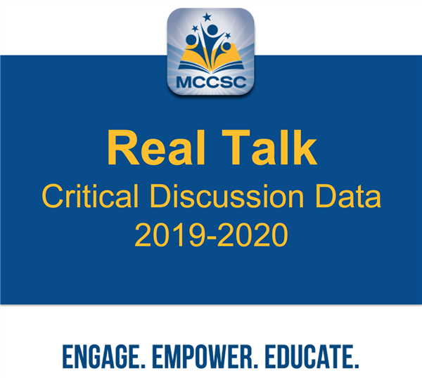 Real Talk Critical Discussion Presentation: June 23rd, 2020