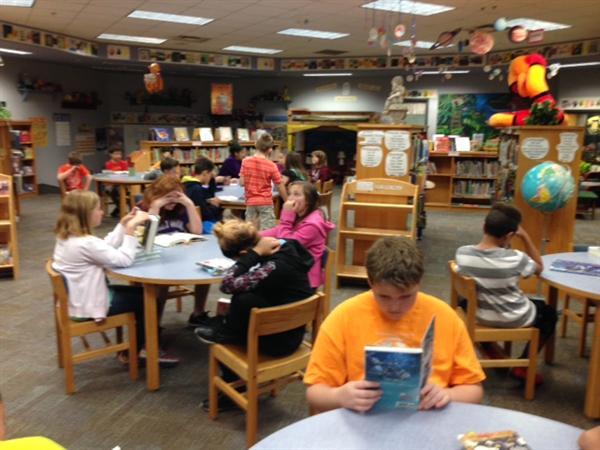 Monroe County Community School Corporation  Library Page