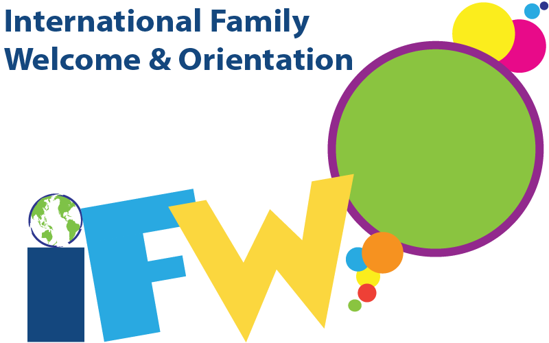 International Family Welcome & Orientation