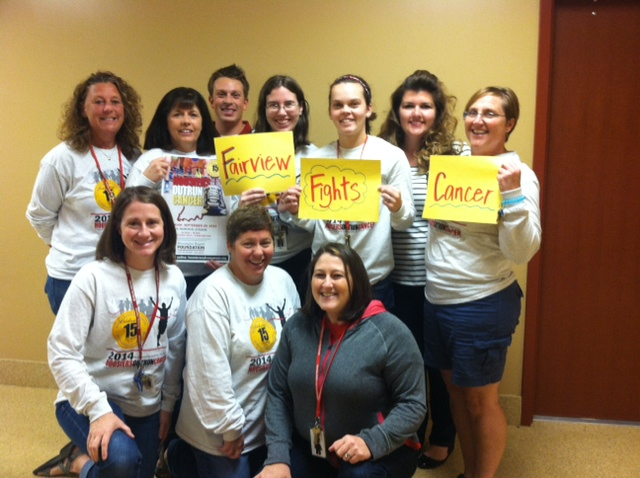 FAIRVIEW FIGHTS CANCER