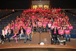 JCMS Pink Out