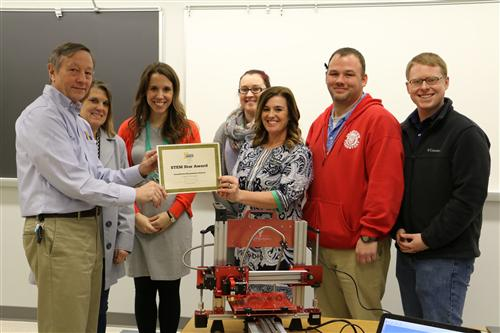 Grandview Awarded STEAM 3D Printer